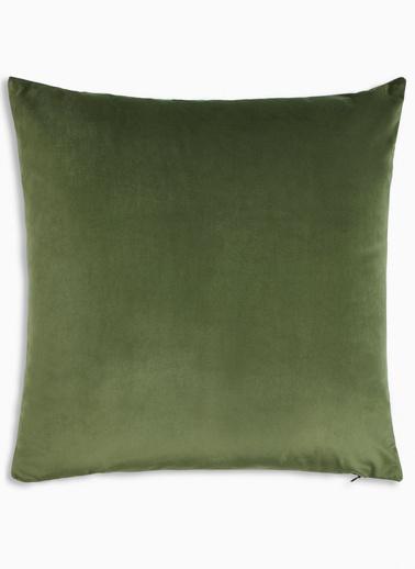 Marks & Spencer Kadife Yastık Yeşil